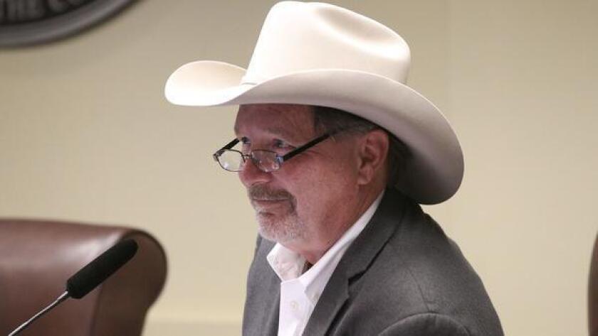 Poway Mayor Steve Vaus to run for seat on County Board of Supervisors.
