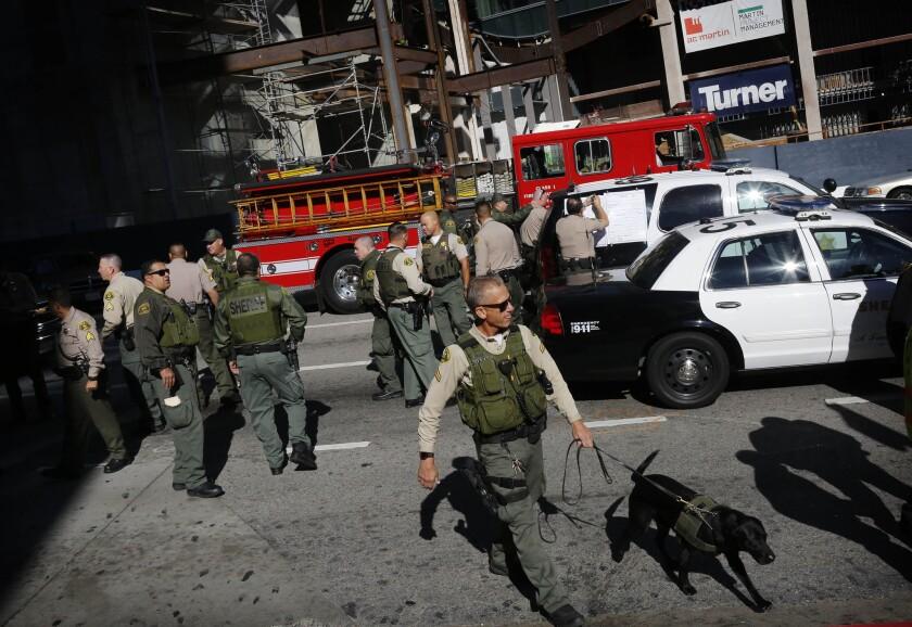 7th Street/Metro Center station evacuated