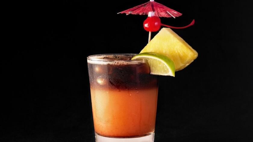 Fresh ingredients help make the mai tais at the Royal Hawaiian Hotel's Mai Tai Bar the best in Hawaii.