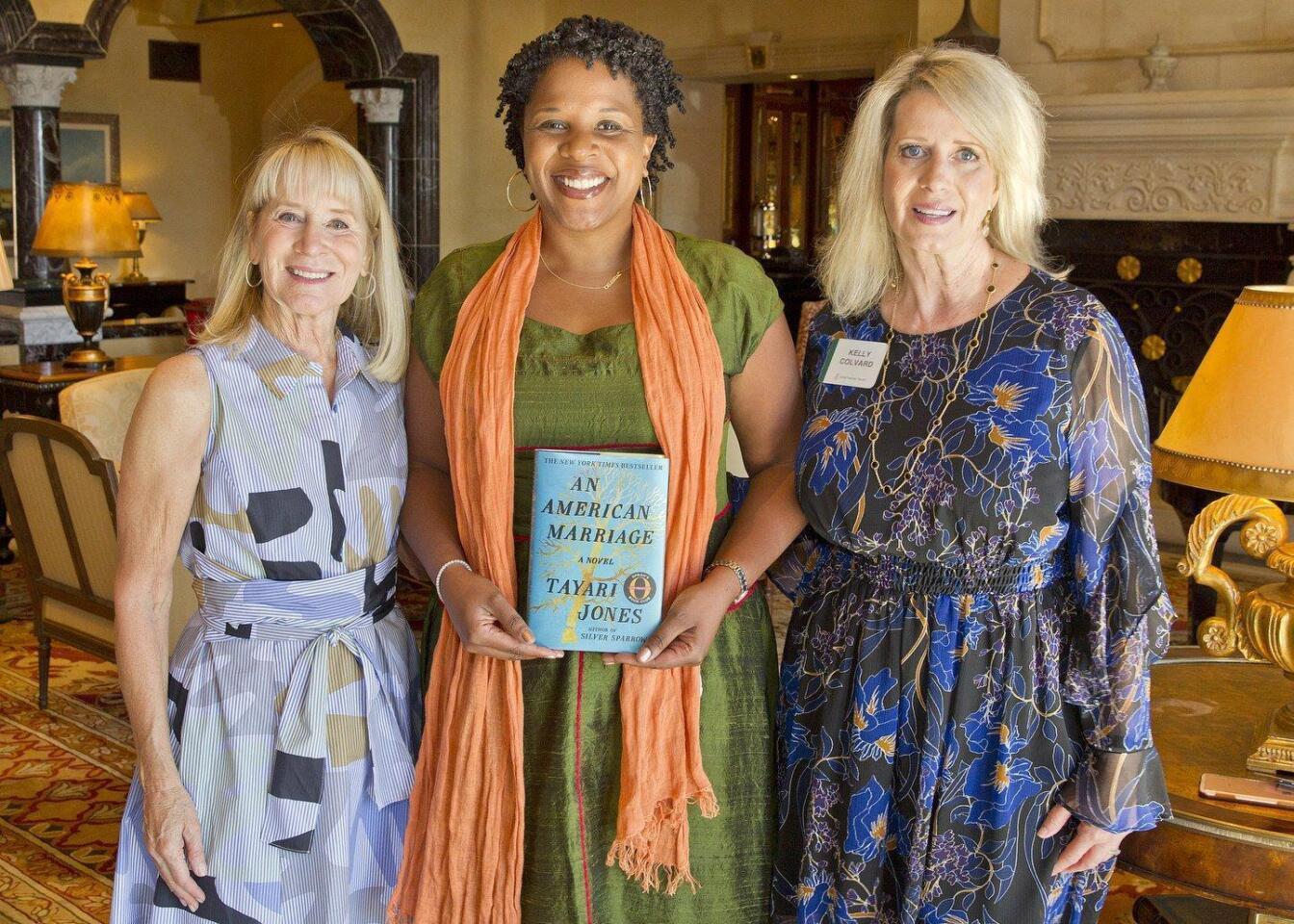 RSF Literary Society presents author Tayari Jones