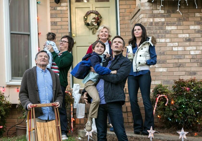 'A Merry Friggin' Christmas'