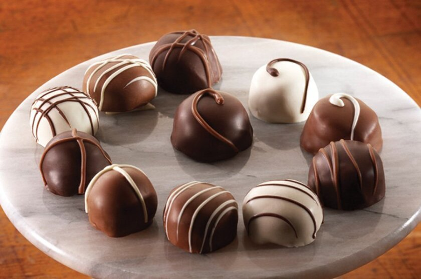 The Chocolate Festival will be held once again this year at the San Diego Botanic Garden in Encinitas.