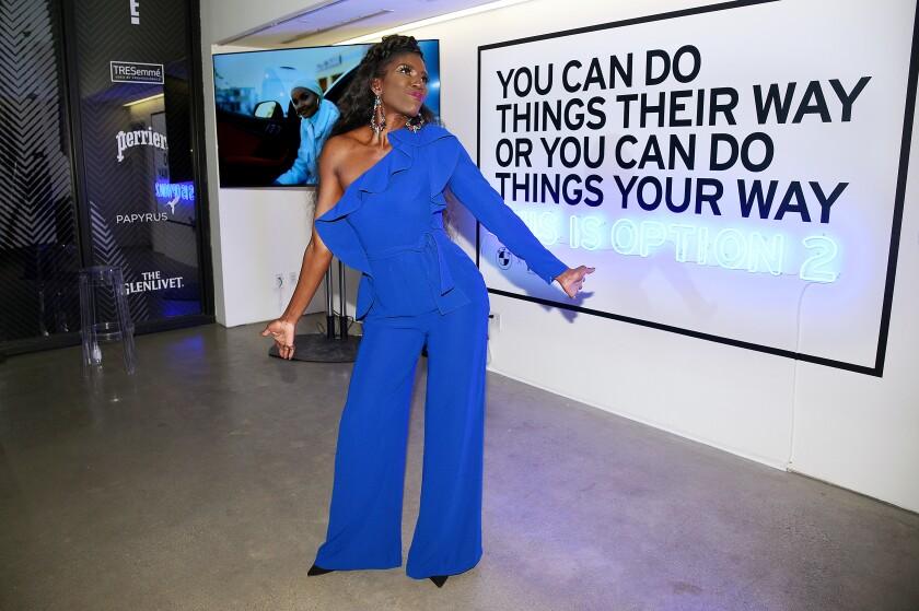 Bozoma Saint John will take over Kourtney Kardashian's Instagram for #ShareTheMicNow