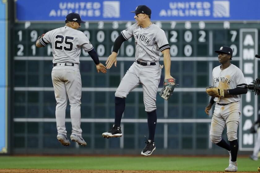 APphoto_APTOPIX ALCS Yankees Astros Baseball