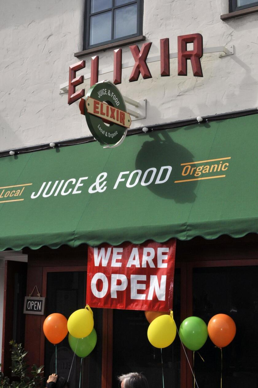 Elixir is located at 1446 Camino Del Mar