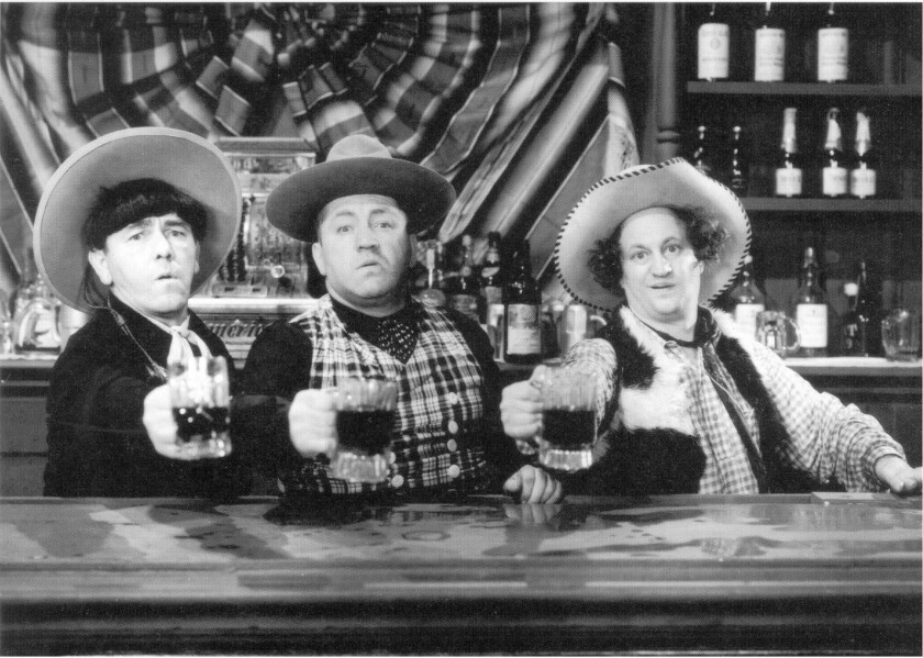 """""""'Myrt and Marge' is the last Three Stooges film that is not readily available,"""" says Cinecon Vice President Stan Taffel."""