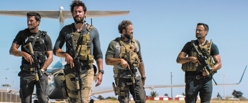 '13 Hours' is Michael Bay's confusing take on fatal Benghazi attack