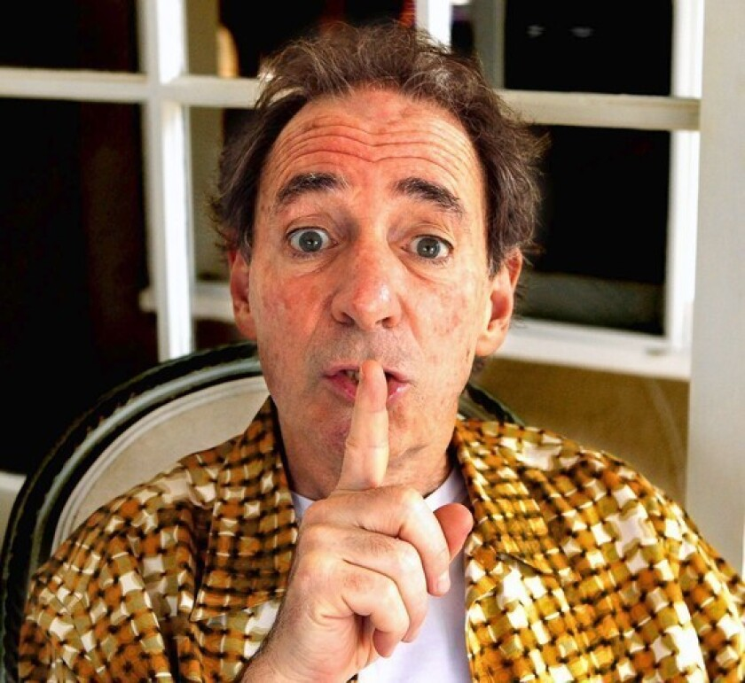 """Harry Shearer and his """"Le Show"""" are now on KCSN-FM."""