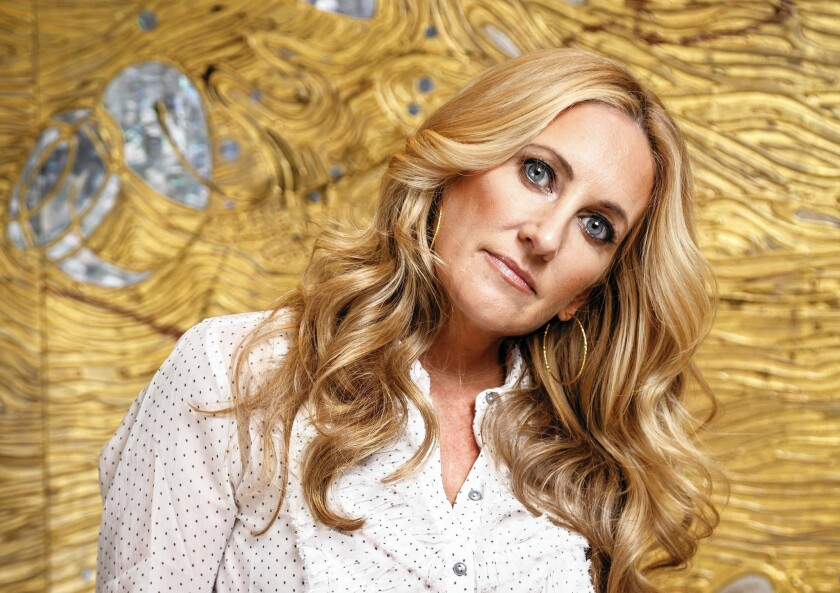 """Lee Ann Womack is in the Grammy mix with """"The Way I'm Livin',"""" her first record since 2008."""