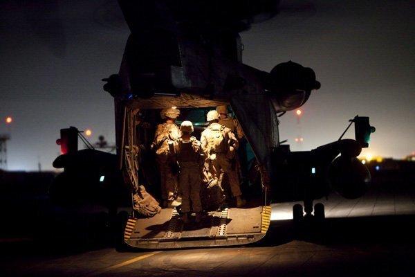 Mission Afghanistan: Camp Leatherneck