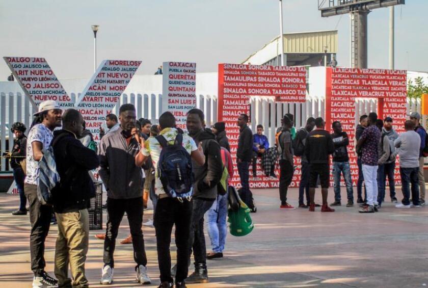 Gobierno comienza a aplicar norma para denegar asilo a migrantes en frontera