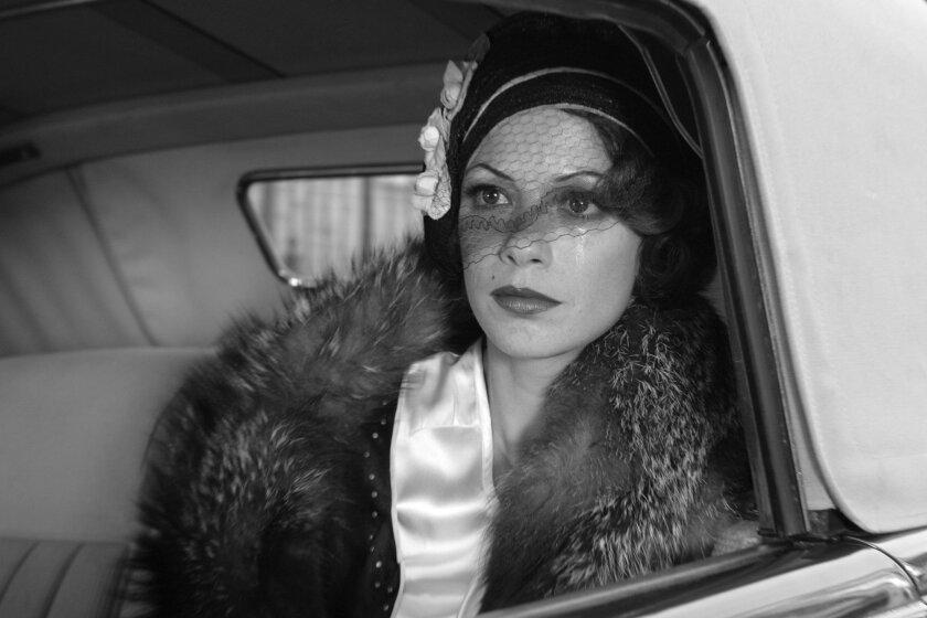 "Berenice Bejo as Peppy Miller in Michel Hazanavicius's film,""The Artist."" Photo:The Weinstein Company"