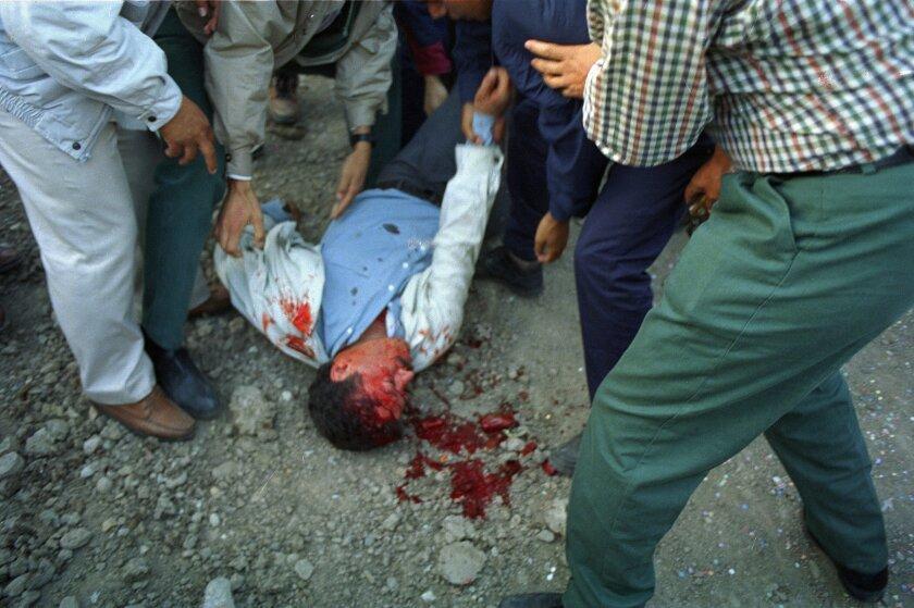 Colosio assassination 20 yrs ago