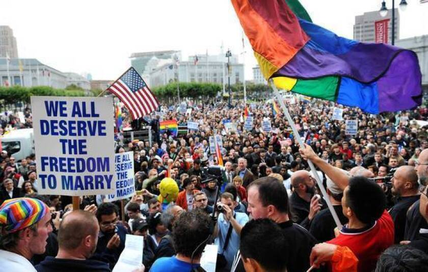 Supreme Court might dismiss Prop. 8 case on a technicality