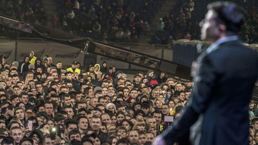 Ukraine Presidential Election