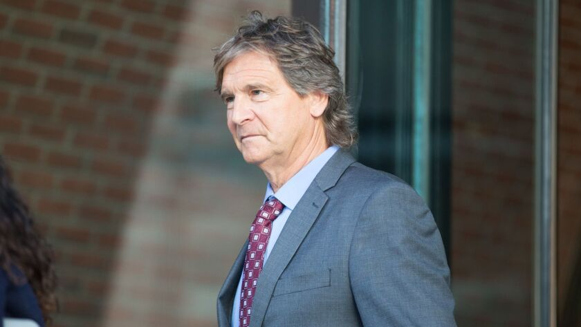 Arraignments Handed Down In Boston Court During First Phase Of College Admissions Scandal Case