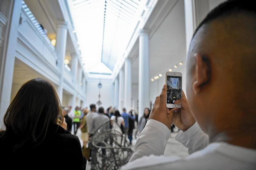 Hauser Wirth & Schimmel gallery opens in L.A.