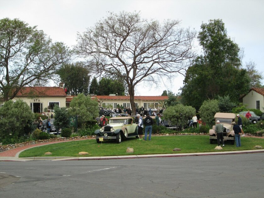 User Upload Caption: The local San Diego/Palm Springs Region chapter of the Classic Car Club of America hosted a Grand Classic Car Show March 12 at The Inn of Rancho Santa Fe.