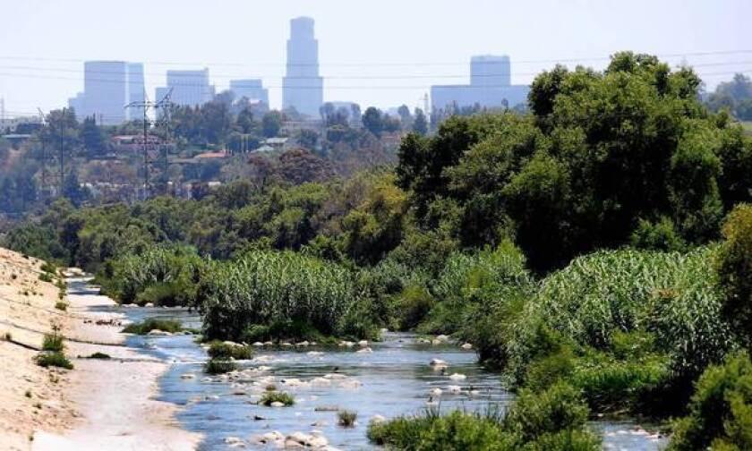 Letters: A healthy L.A. River, a healthier L.A. - Los Angeles Times