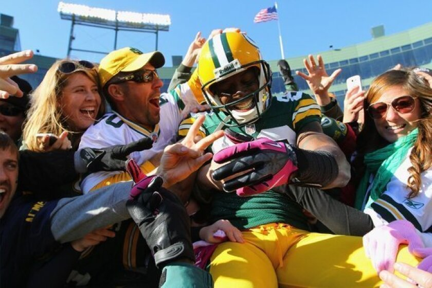 Donald Driver discusses Week 9 on 'Dancing With the Stars'