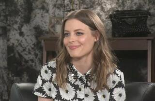 Gillian Jacobs doesn't miss upfront season, sends well wishes to former 'Community' costars