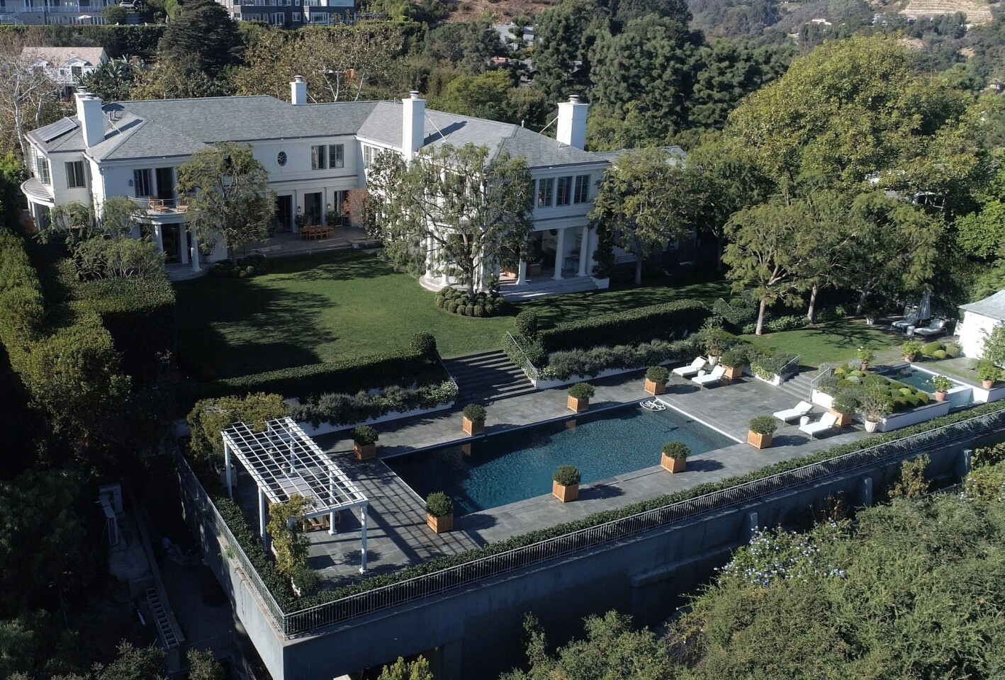 Michael King's Pacific Palisades estate | Hot Property