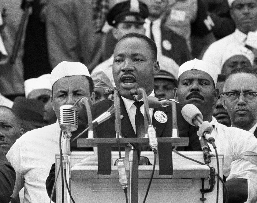 10 notable samples of MLK's March on Washington 'Dream' speech