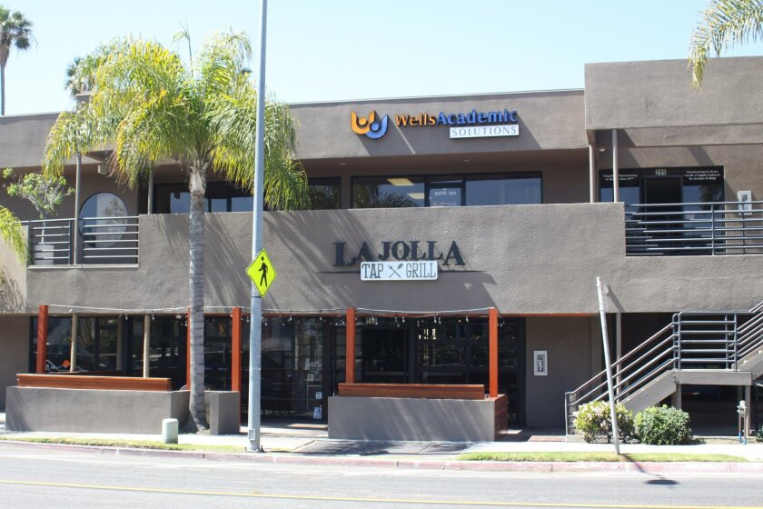 La Jolla Tap and Grill is at 6830 La Jolla Blvd.