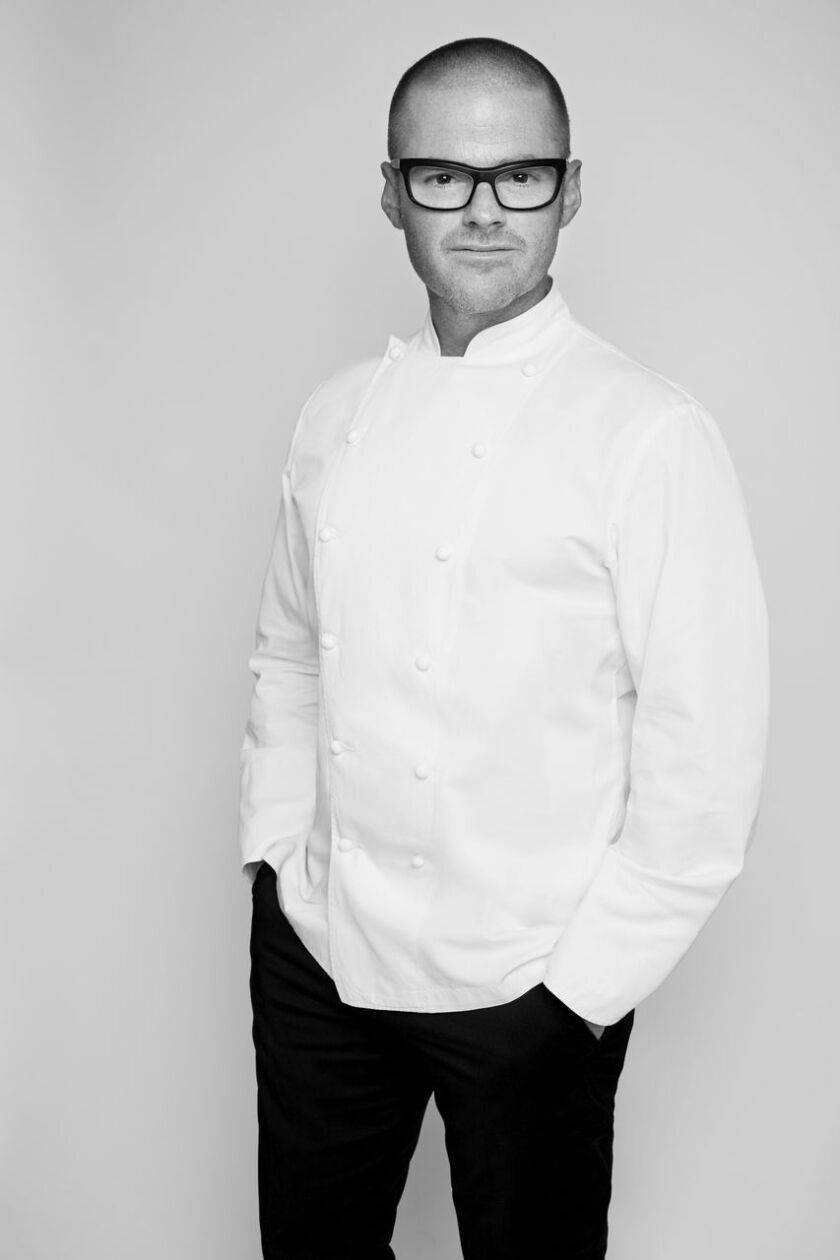 Heston Blumenthal, chef-owner of the three Michelin-starred The Fat Duck in Bray, just west of London, is moving his entire restaurant to Melbourne, Australia, for six months.