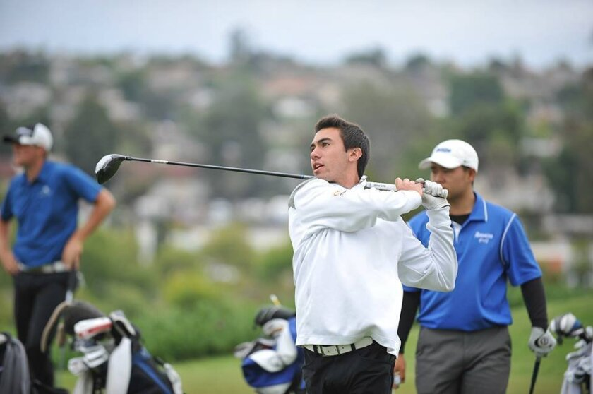 Ryan Bisharat was one of just five qualifiers to move onto the next round of the U.S. Open in a qualifying round held earlier in May.