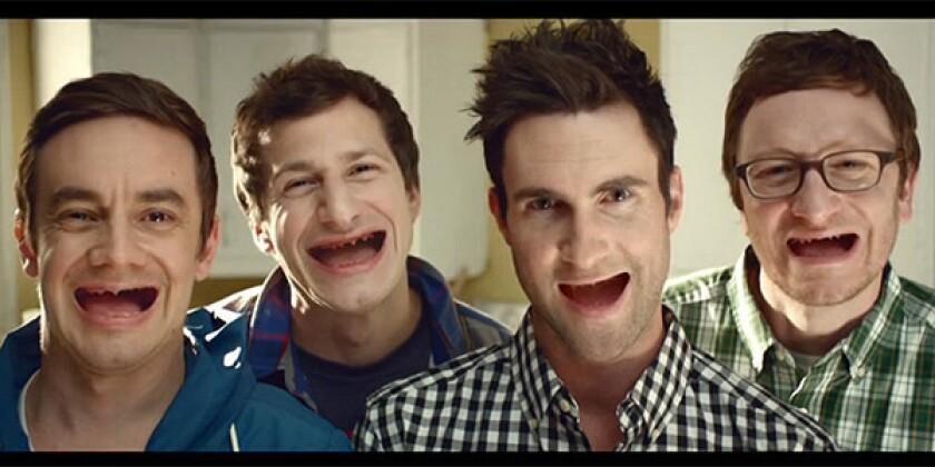 'YOLO' gets redefined when Adam Levine hosts 'Saturday Night Live'