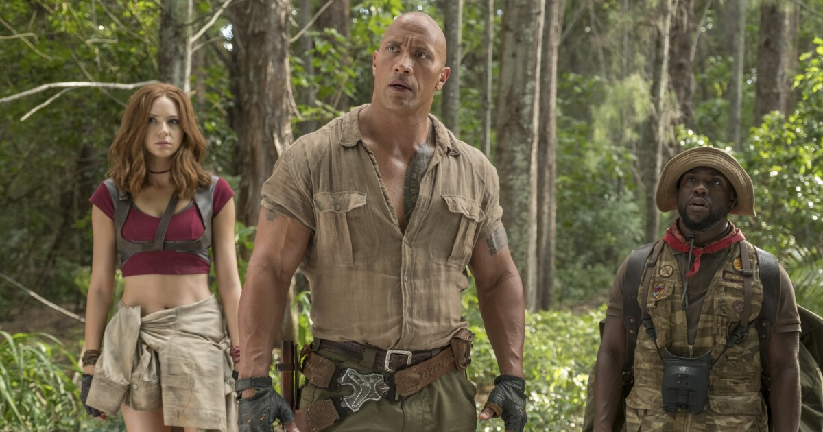 Dwayne Johnson accounts for a third of all API movie leads as study finds sad stats