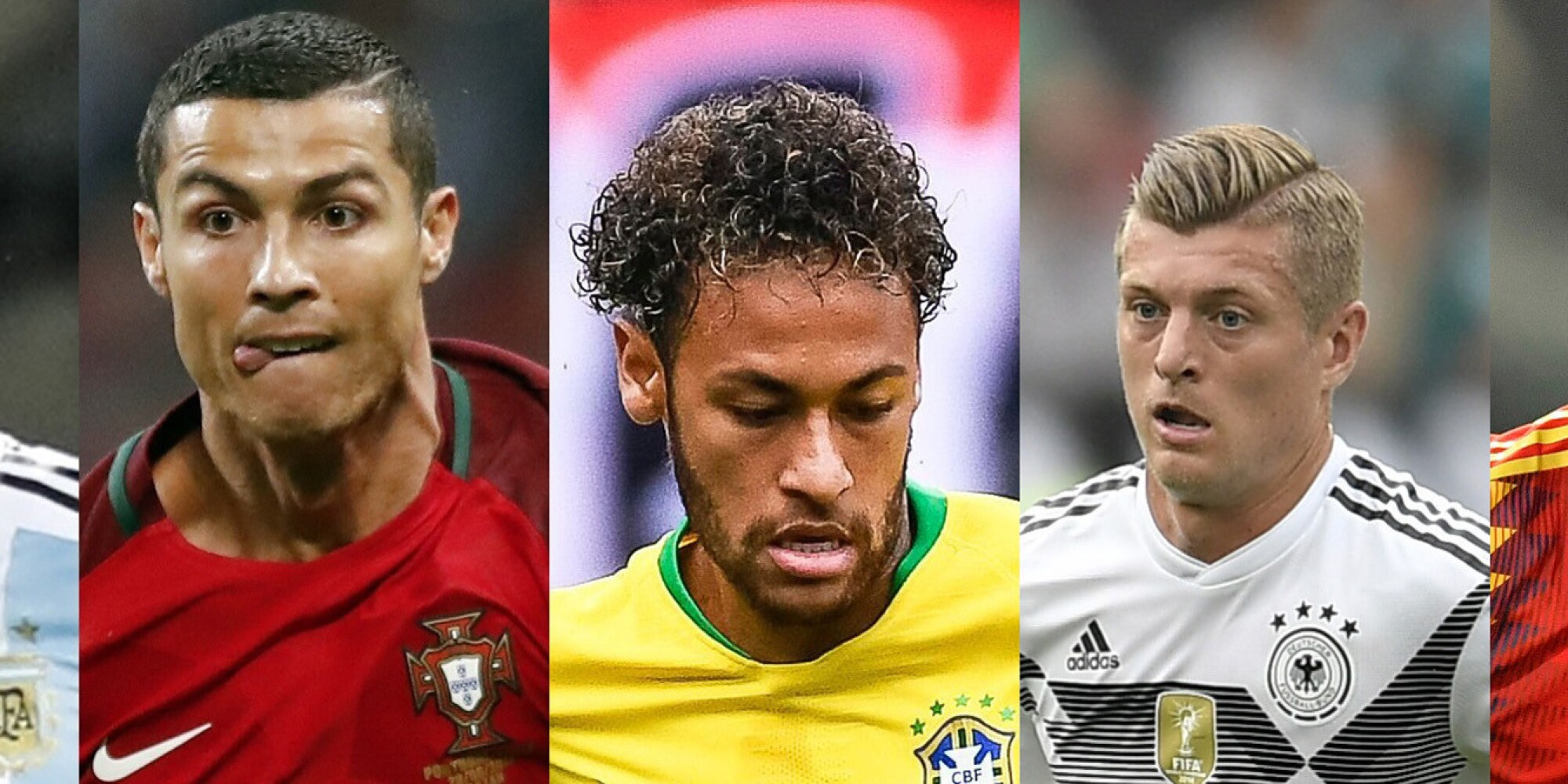 Complete coverage of the 2018 World Cup