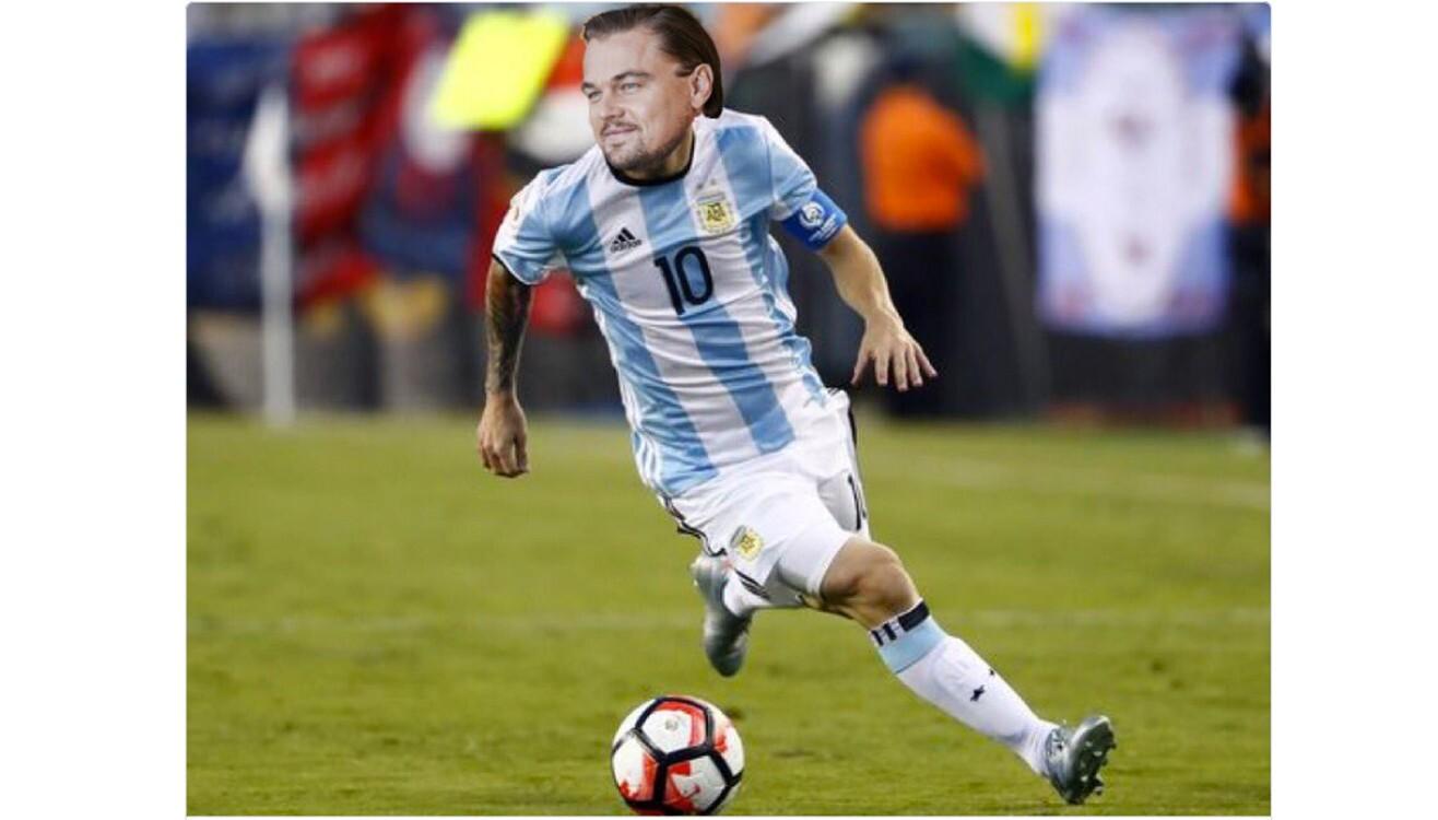 Así inmortalizaron los 'memes' a 'Leonardo Messi'...