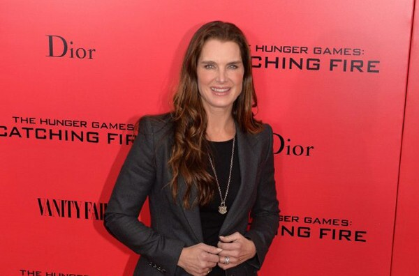 <b>Brooke Shields: Romance languages</b>