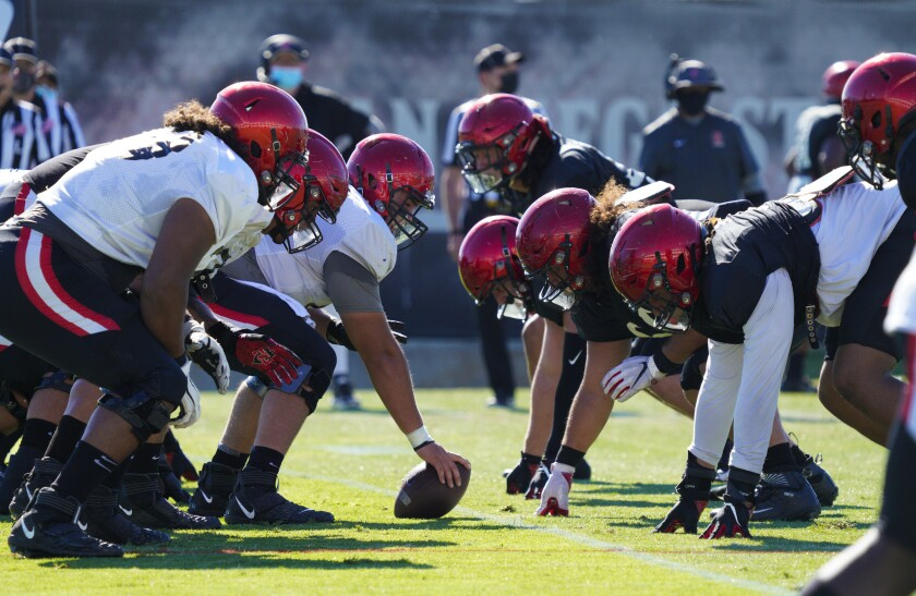 San Diego State was a charter member of Mountain West, which has ranged from eight to 12 members over the past two decades.