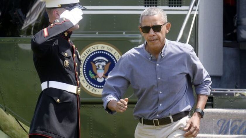 El presidente de Estados Unidos es considerado, comúnmente, como la persona más poderosa del mundo.