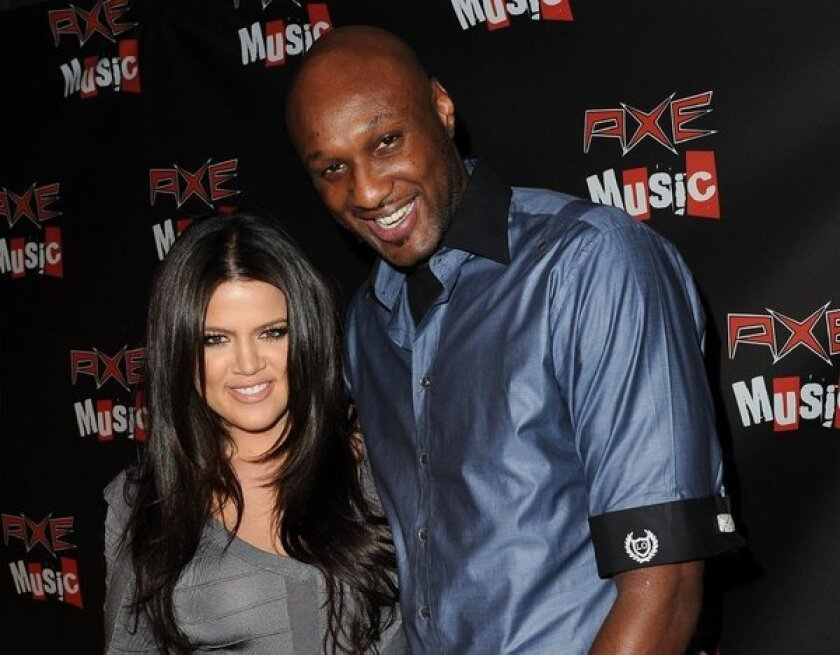Lamar Odom has come out in defense of his wife, Khloe, and the rest of the Kardashians.