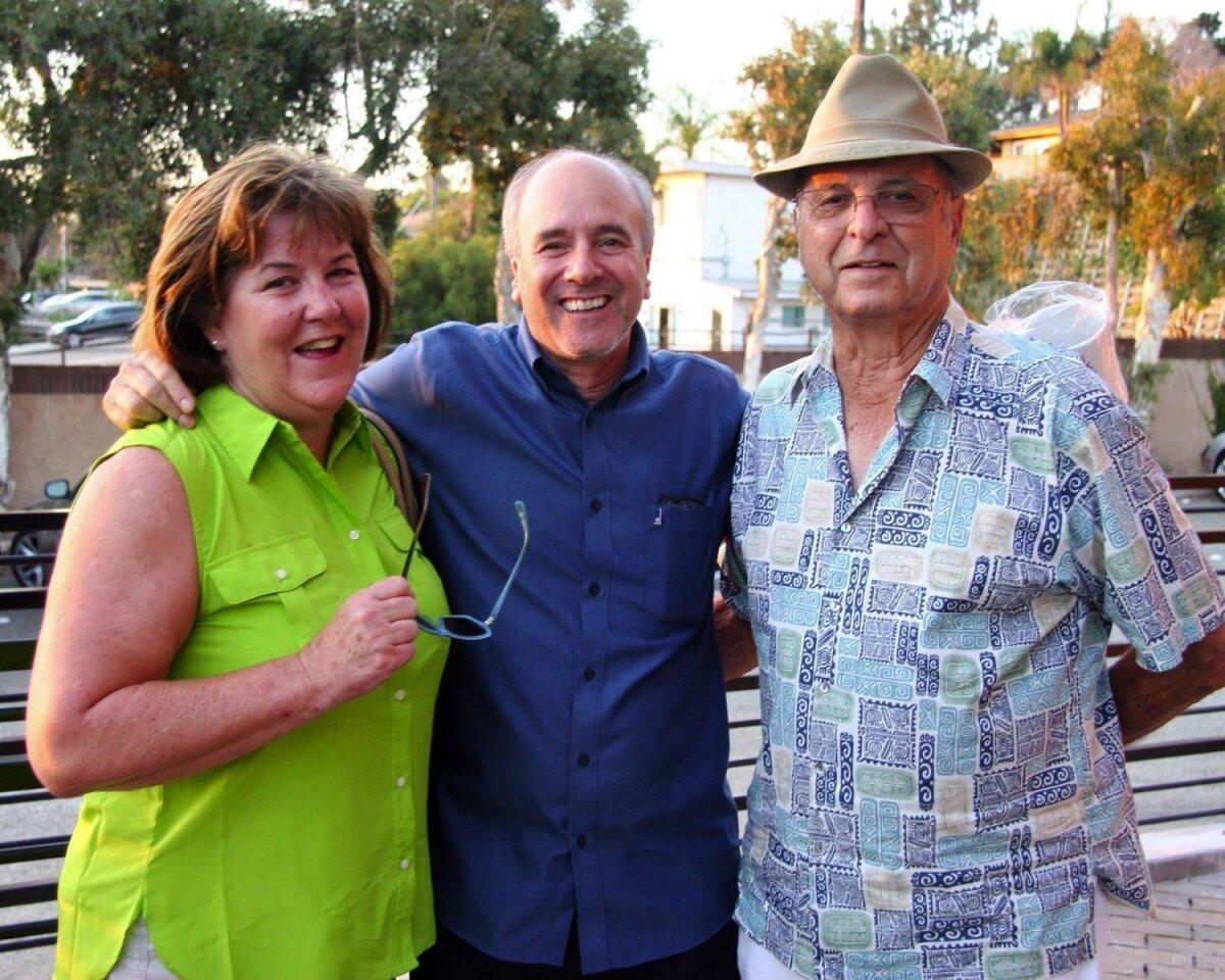 Diane Huckabee, Steve Weitzen, George Sousa