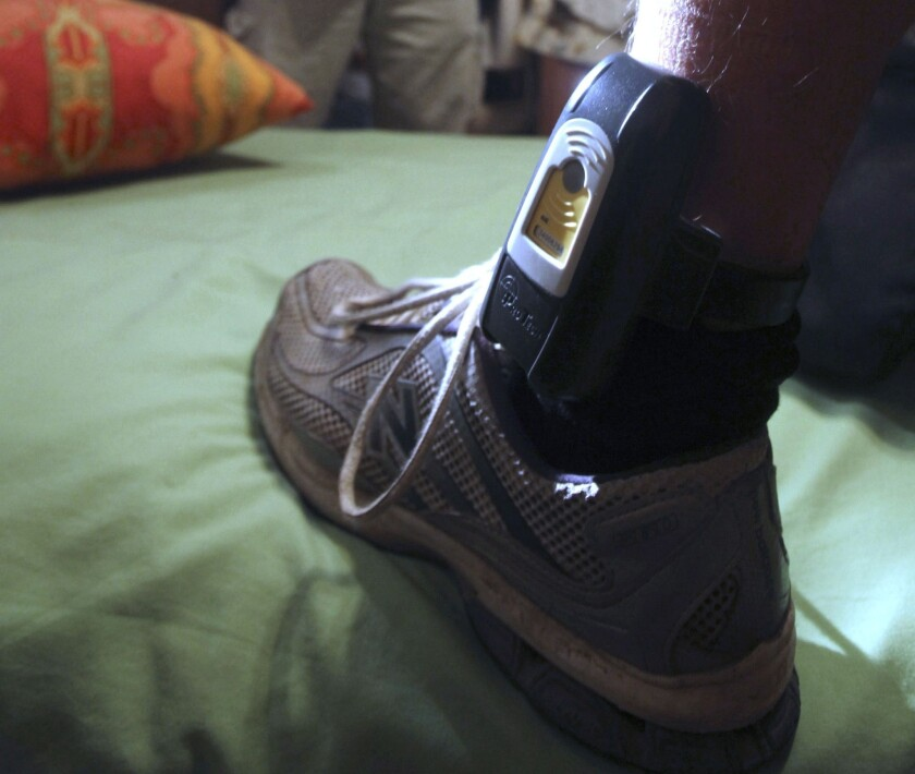 Parolee GPS ankle monitors: Major flaws found in vendor's system