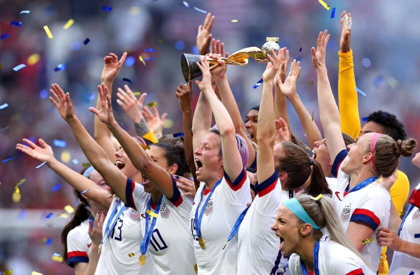 BESTPIX - United States of America v Netherlands : Final - 2019 FIFA Women's World Cup France
