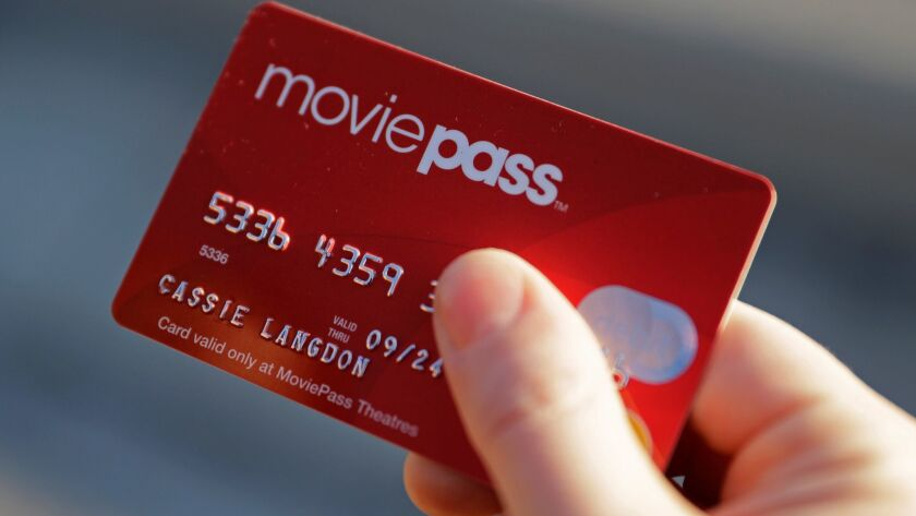 MoviePass parent company Helios & Matheson Analytics Inc. says it's cooperating with an investigation by the New York attorney general's office.