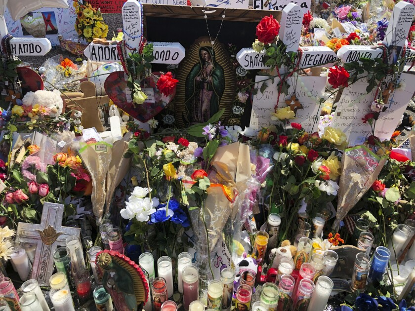 Mass Shooting Texas Religion