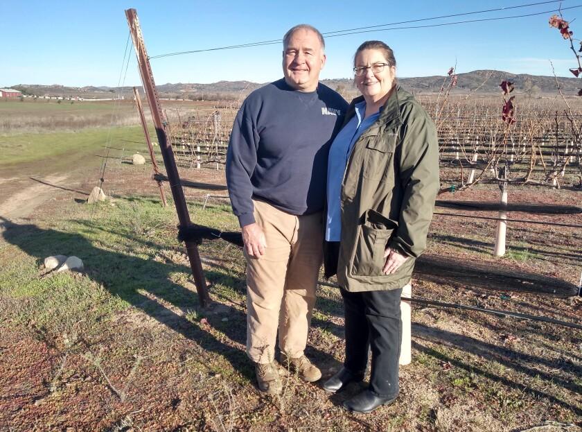 Copy - Scott and Kim Flinn in the Vineyard.jpg