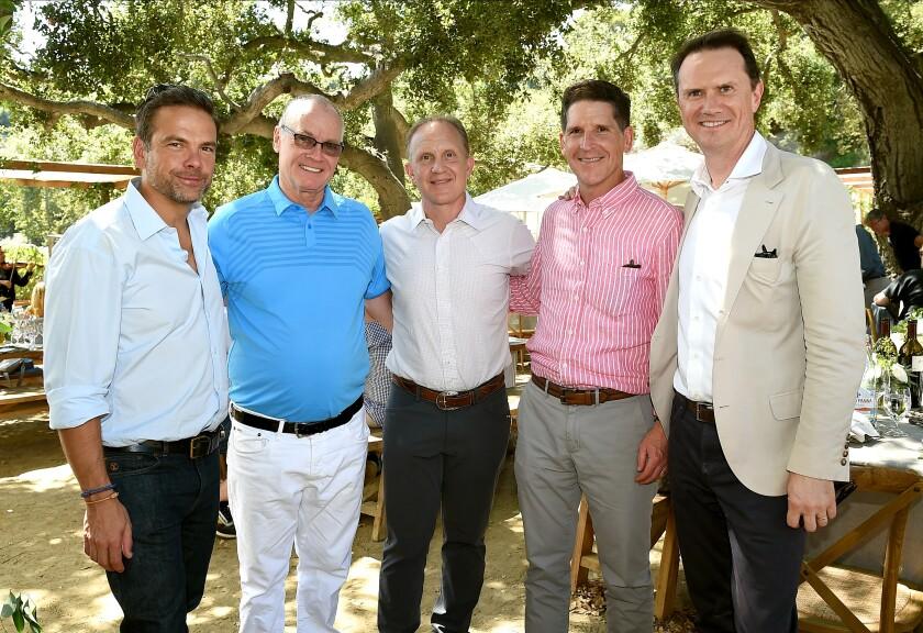 Moraga Bel Air winery's 30th anniversary