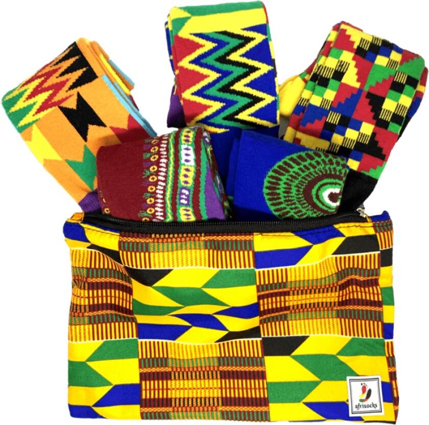 African socks