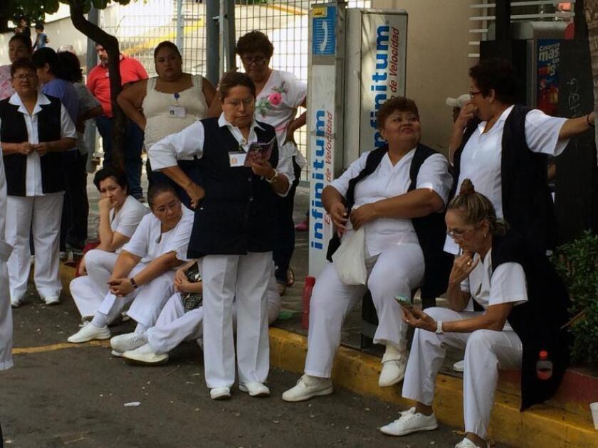 Sistema de salud requiere mejorar condiciones de personal médico en México
