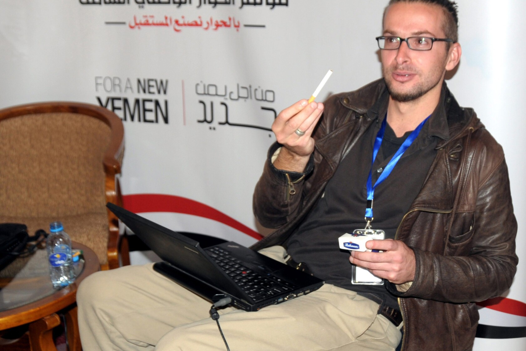 U.S. hostage Luke Somers killed in Yemen during rescue attempt