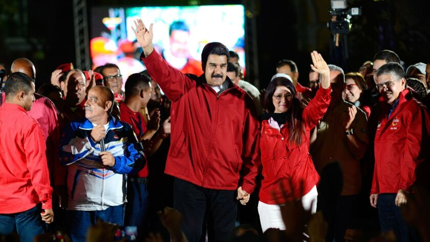 US sanctions 8 more Venezuelans tied to Maduro government