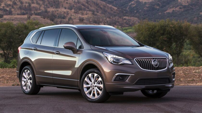 Buick's newest SUV is as comfortable and quiet as you'd expect, and a compelling alternative to smal